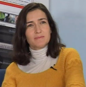 Ángeles González-Sinde.