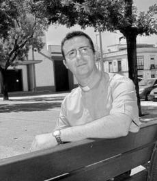 El párroco de Santa Ana de Jerez, José Manuel Guzmán.