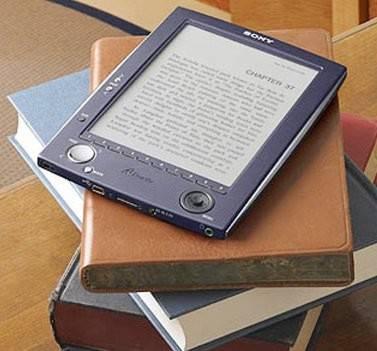 lector de libro electrónico