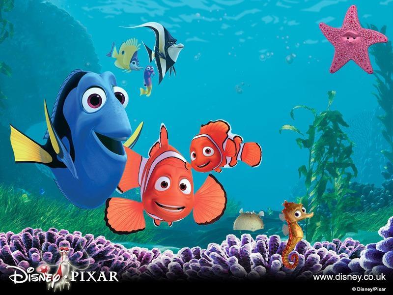 Nemo ( Walt Disney . Pixar )
