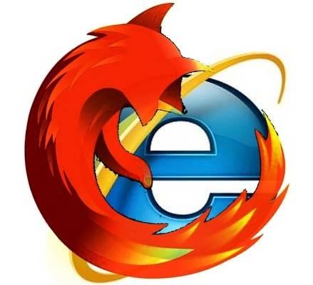 Firefox se merienda a Internet Explorer.