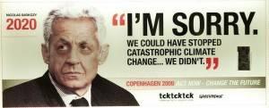 Francia: Nicolas Sarkozy. I'm sorry.