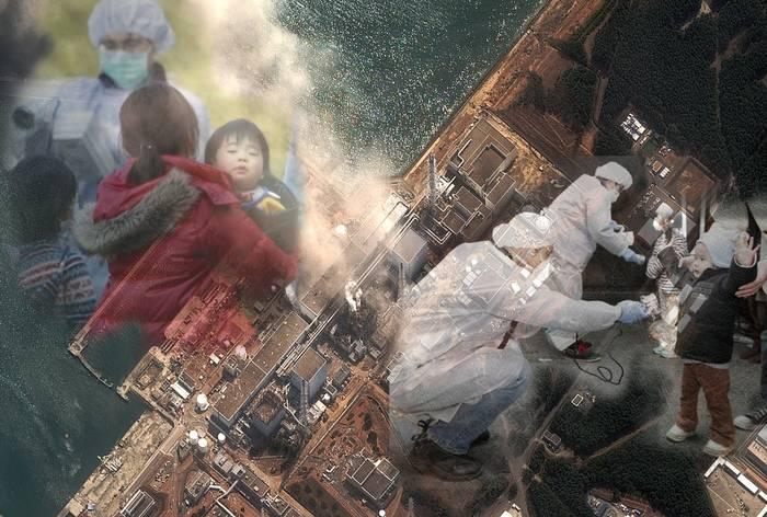 Fukushima al borde del completo desastre.