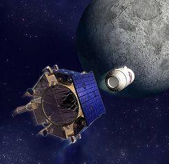 La sonda LCROSS será proyectada contra la Luna.
