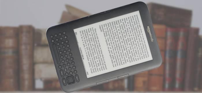Libro electrónico vs. libro en papel.