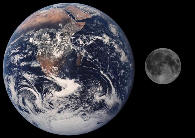 Un planeta muy poco especial.