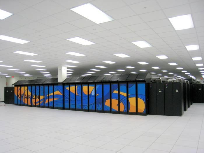 Cray Jaguar (El ordenador más potente del mundo).