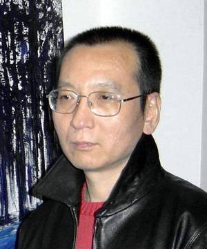 Liu Xiaobo premio Nobel de la paz.