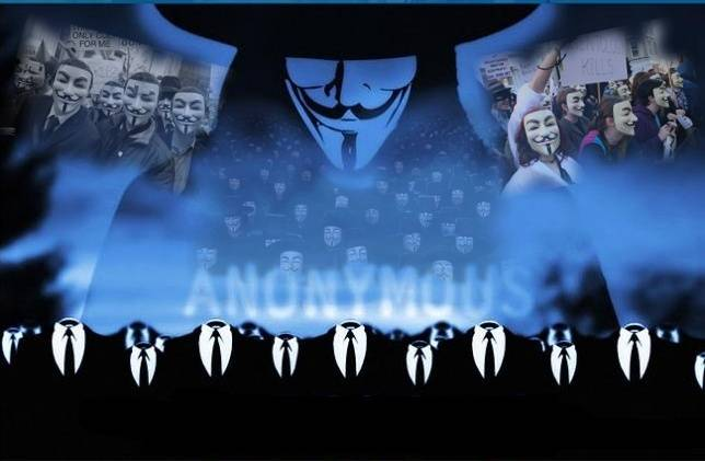 We Are Anonymous. We Are Legion.