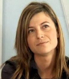 Ministra de igualdad Bibiana Aído.