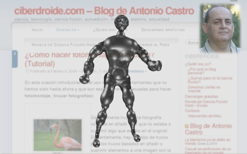 Ciberdroide.com Blog de Antonio Castro