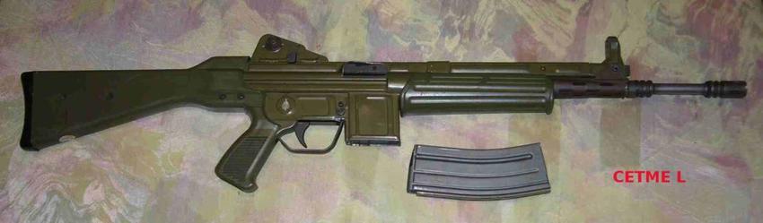 Fusil de asalto CETME