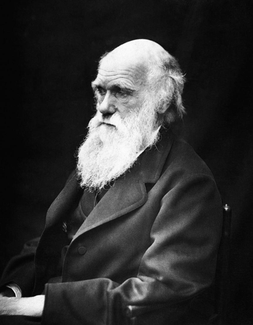 foto de Charles Darwin