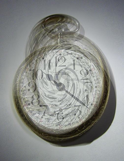 ¿Notaste algo raro la última vez que miraste tu reloj?