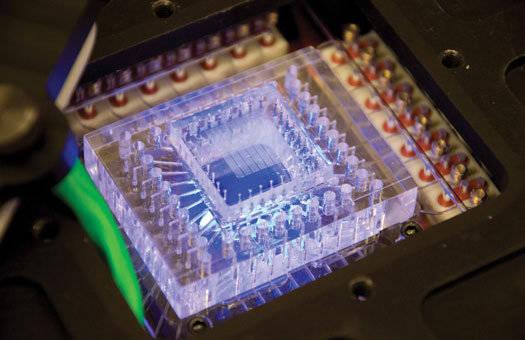 Chip para buscar ADN marciano