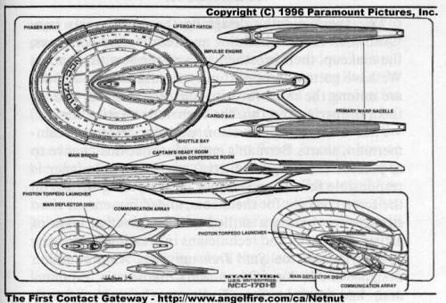 Nave Enterprise (Star Trek)