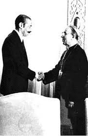 Relaciones de La Iglesia con el general Videla (dictadura argentina)