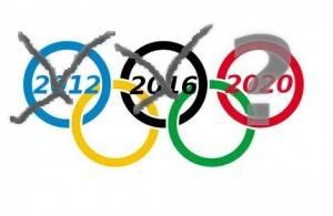 ¿Juegos Olímpicos 2020?