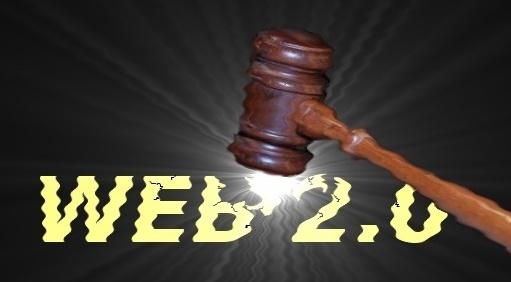 Justicia vs. web 2.0