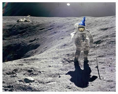 Mago astronauta