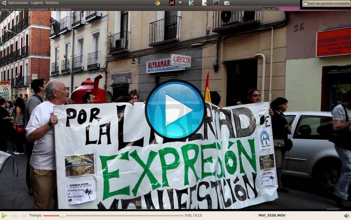Manifestacióm 13-mayo-2011 Atea