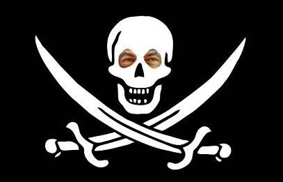 ¿No a la piratería? ¡Quién fue a hablar!