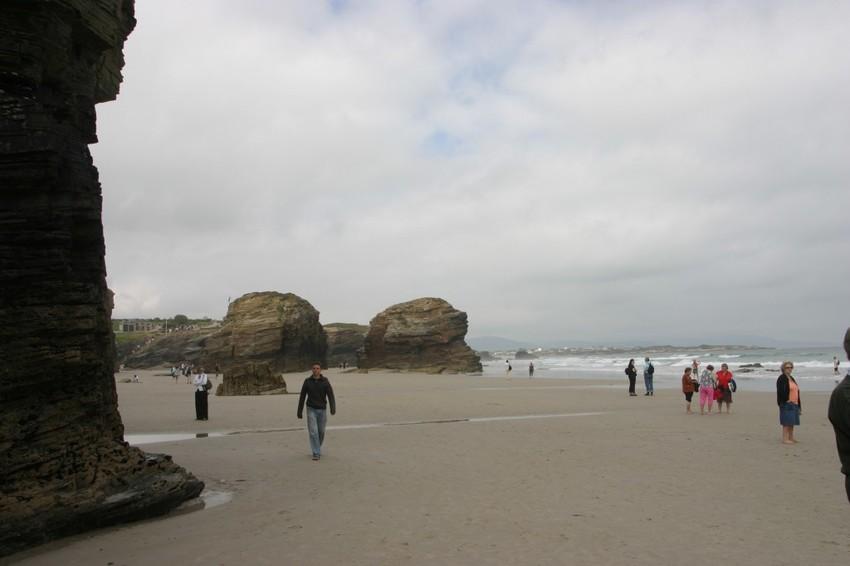Playa de la catedrales (Galicia)