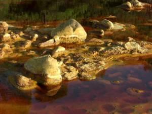 Rocas de Rio Tinto