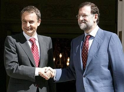 Zapatero y Rajoy a cual peor.